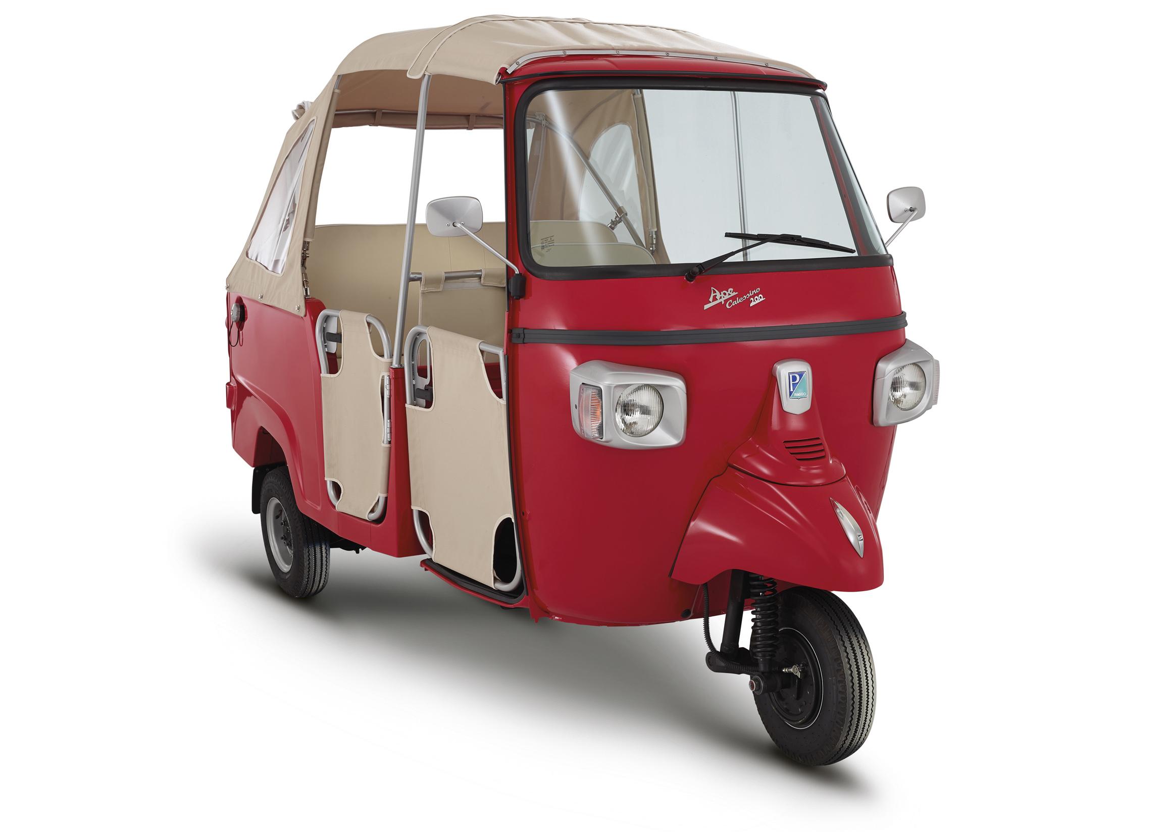 ape calessino piaggio commercial vehicles. Black Bedroom Furniture Sets. Home Design Ideas