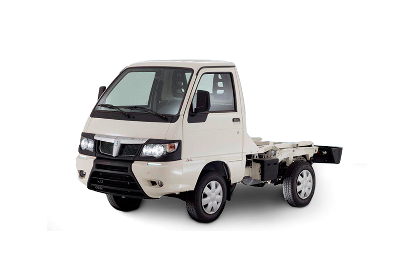 electric power range - piaggio commercial vehicles